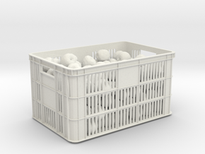 Printle Fruit Case - 1/24 in White Strong & Flexible