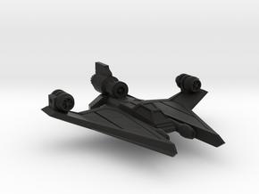Cerebus MK II in Black Natural Versatile Plastic