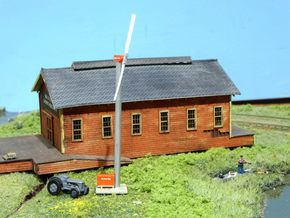 Orchard Wind Generator N x4 in Frosted Ultra Detail