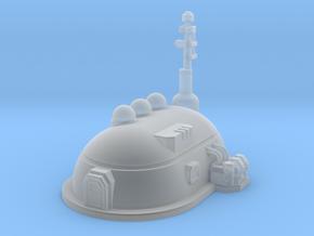Medium Dome Habitat in Smooth Fine Detail Plastic