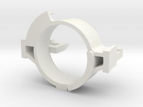 HopChop Mk4 Blade Fixture - R-Hop Cutting Jig in White Strong & Flexible