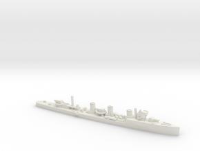 Marasti 1/700 in White Natural Versatile Plastic