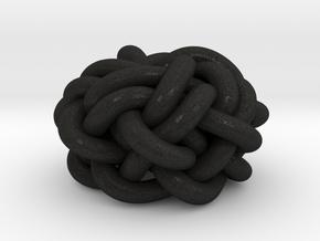B&G Knot II in Black Acrylic
