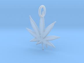 420 Pendant in Smoothest Fine Detail Plastic