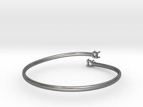 Model-ff775aedf6886b1ae313e4b4453f764a in Fine Detail Polished Silver