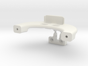 Flexy Waterfall Yz2 V2 in White Natural Versatile Plastic
