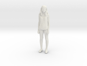 Printle C Femme 079 - 1/32 - wob in White Strong & Flexible