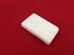 Mini Gameboy: MSD 1/4 scale in White Strong & Flexible
