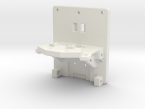 Chimera-Cyclops Adaptor V1.1 in White Strong & Flexible