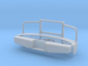 1/35 F350 Bumper Heavy in Smooth Fine Detail Plastic