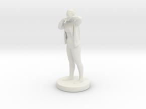 Printle C Femme 118 - 1/20 in White Natural Versatile Plastic