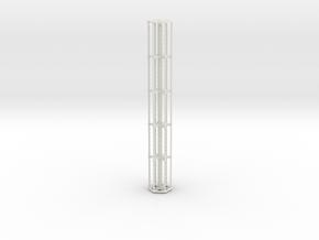 25 ft finger reel in White Strong & Flexible