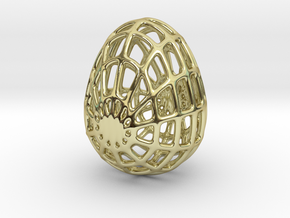 PANALING Egg in 18k Gold