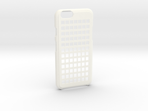 Case for iPhone 6 with your name in White Processed Versatile Plastic