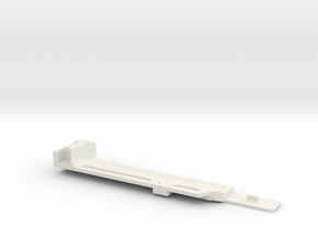 Cisco AP 3802i/e Coverplate V2 (with power gap) in White Natural Versatile Plastic