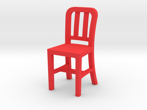 RedChair in Red Strong & Flexible Polished