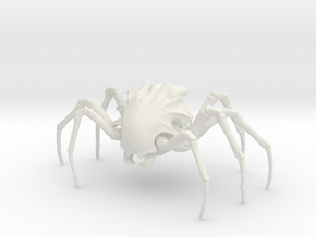 Enslaver Spider in White Strong & Flexible