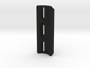 Align Piece B in Black Natural Versatile Plastic