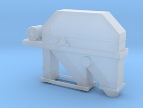 Elevator Top With Motor in Smooth Fine Detail Plastic: 1:64 - S