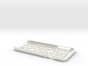 New case for iphone 7 plus in White Natural Versatile Plastic