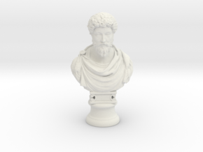 Marcus Aurelius 24 inches in White Strong & Flexible: Extra Large