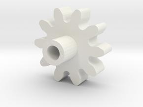 Rapidstrike Gear1 in White Strong & Flexible