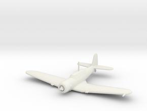 Douglas Model 8A-3/8A-4 (Northrop A-17A) in White Strong & Flexible: 1:200