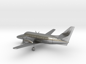 British Aerospace Jetstream 31 in Natural Silver: 1:144
