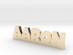 AARON Lucky in 14K Yellow Gold
