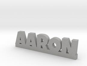 AARON Lucky in Aluminum