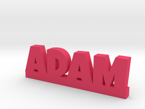 ADAM Lucky in Pink Strong & Flexible Polished