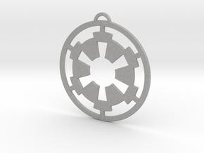 Imperial Pendant in Aluminum