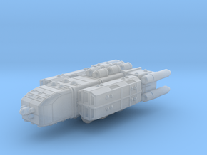 Colonial Carrier in Smooth Fine Detail Plastic