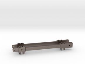 Mogul - Side Rod - Front .625 Plus 1% in Polished Bronzed Silver Steel