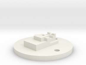Basic Adapter for the Nimble in White Strong & Flexible