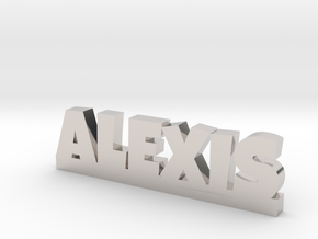ALEXIS Lucky in Platinum