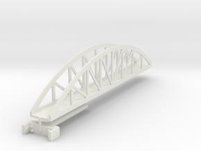 bridge stretch 180 mm t-gauge in White Natural Versatile Plastic