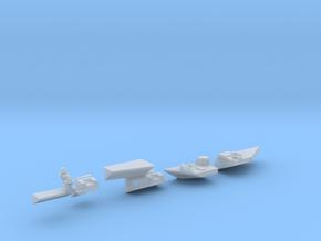 1:350 Scale USS John C. Stennis 2007-2013 Update S in Smooth Fine Detail Plastic