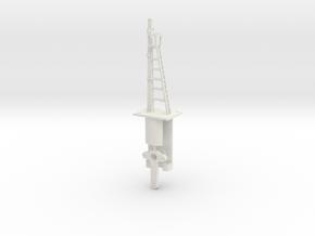 Signal 18 Ft Post HO NSWGR Lower Quadrant in White Strong & Flexible