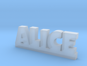 ALICE Lucky in Smooth Fine Detail Plastic