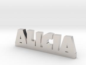 ALICIA Lucky in Platinum