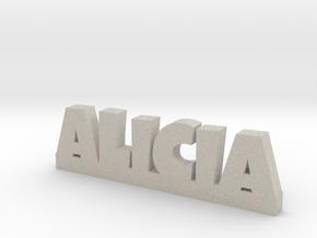 ALICIA Lucky in Natural Sandstone