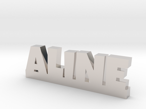 ALINE Lucky in Platinum