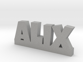 ALIX Lucky in Aluminum