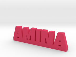 AMINA Lucky in Pink Processed Versatile Plastic