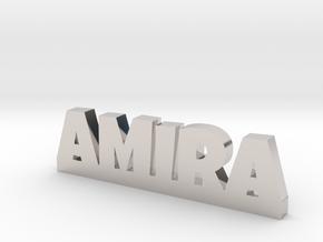 AMIRA Lucky in Platinum