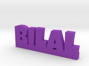 BILAL Lucky in Purple Processed Versatile Plastic