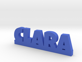 CLARA Lucky in Blue Processed Versatile Plastic