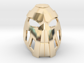 Toa Lhikan's Hau in 14k Gold Plated Brass