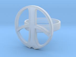 XP DEUS METAL DETECTOR COIL RING 21mm diameter in Smooth Fine Detail Plastic